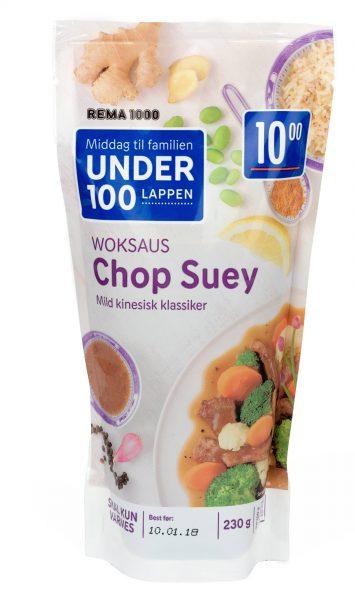 Chop Suey Woksaus 230gr