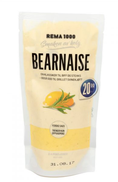 Bearnaise 180gr
