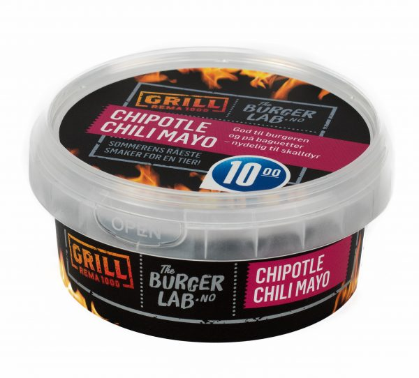 Chipotle chilimajones 140gr
