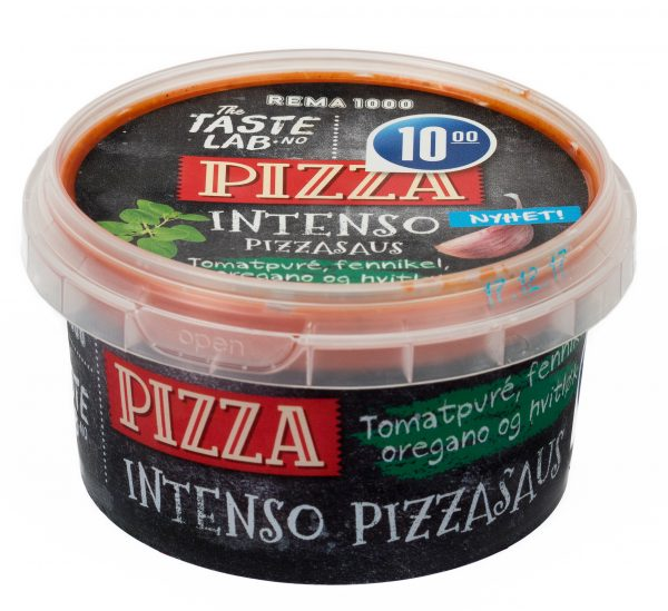 Pizzasaus Intenso 200gr
